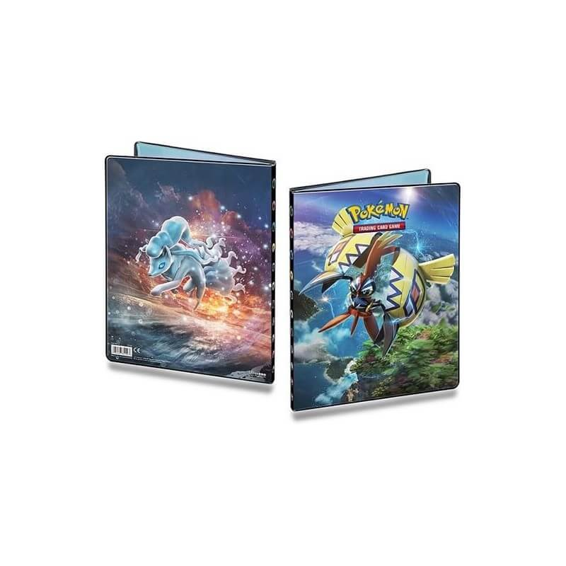 Ultra Pro Pokemon 9 Pocket Portfolio Sun And Moon