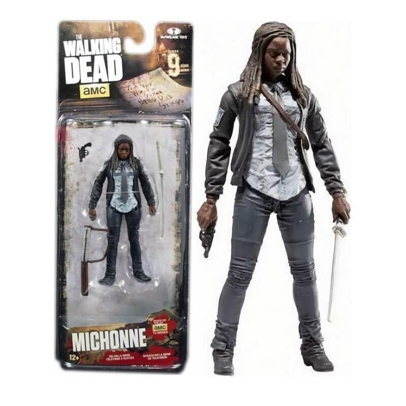 Walking Dead TV Series 9 Constable Michonne Action Figure
