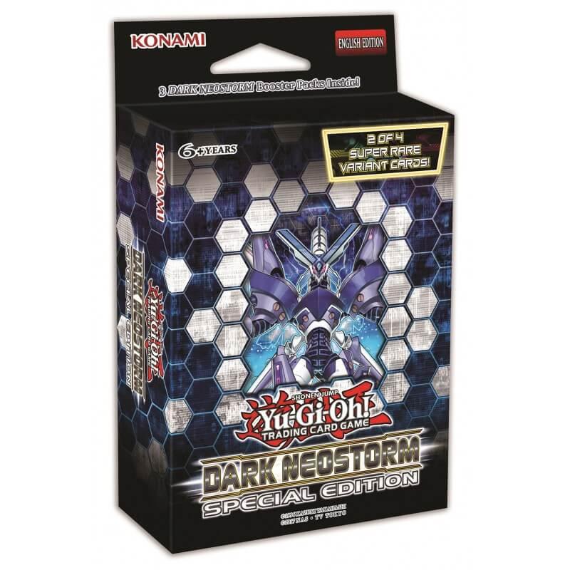 Yu-Gi-Oh Dark Neostorm Special Edition Box