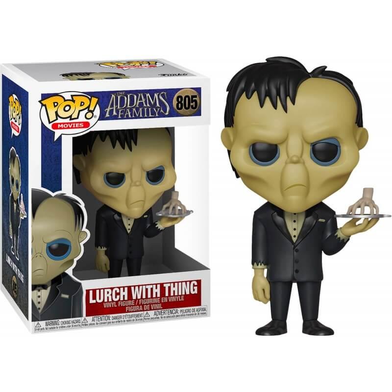 POP! The Addams Family Movie Lurch Vinyl Figure